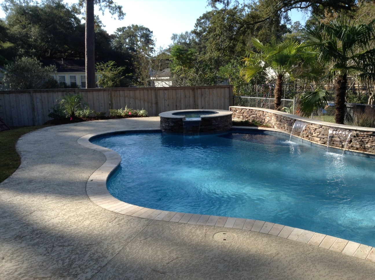 custom swimming pool contractor hammond, louisiana (200)