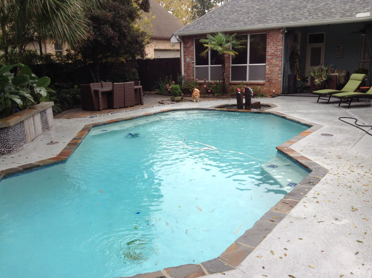 custom swimming pool contractor hammond, louisiana (209)