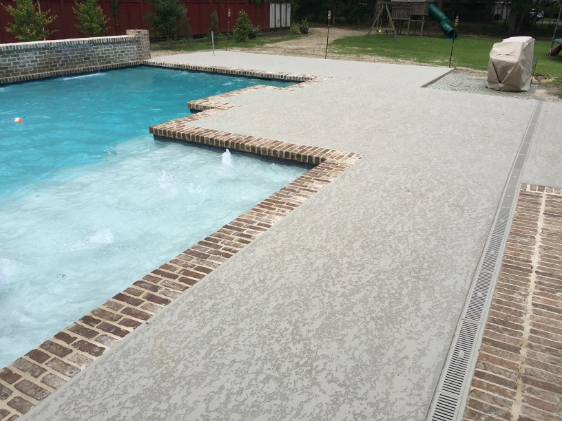 custom swimming pool contractor hammond, louisiana (219)
