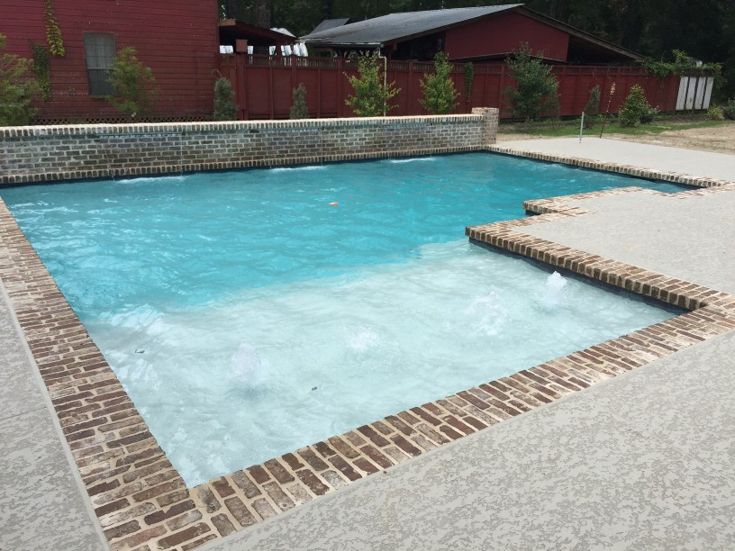 custom swimming pool contractor hammond, louisiana (223)