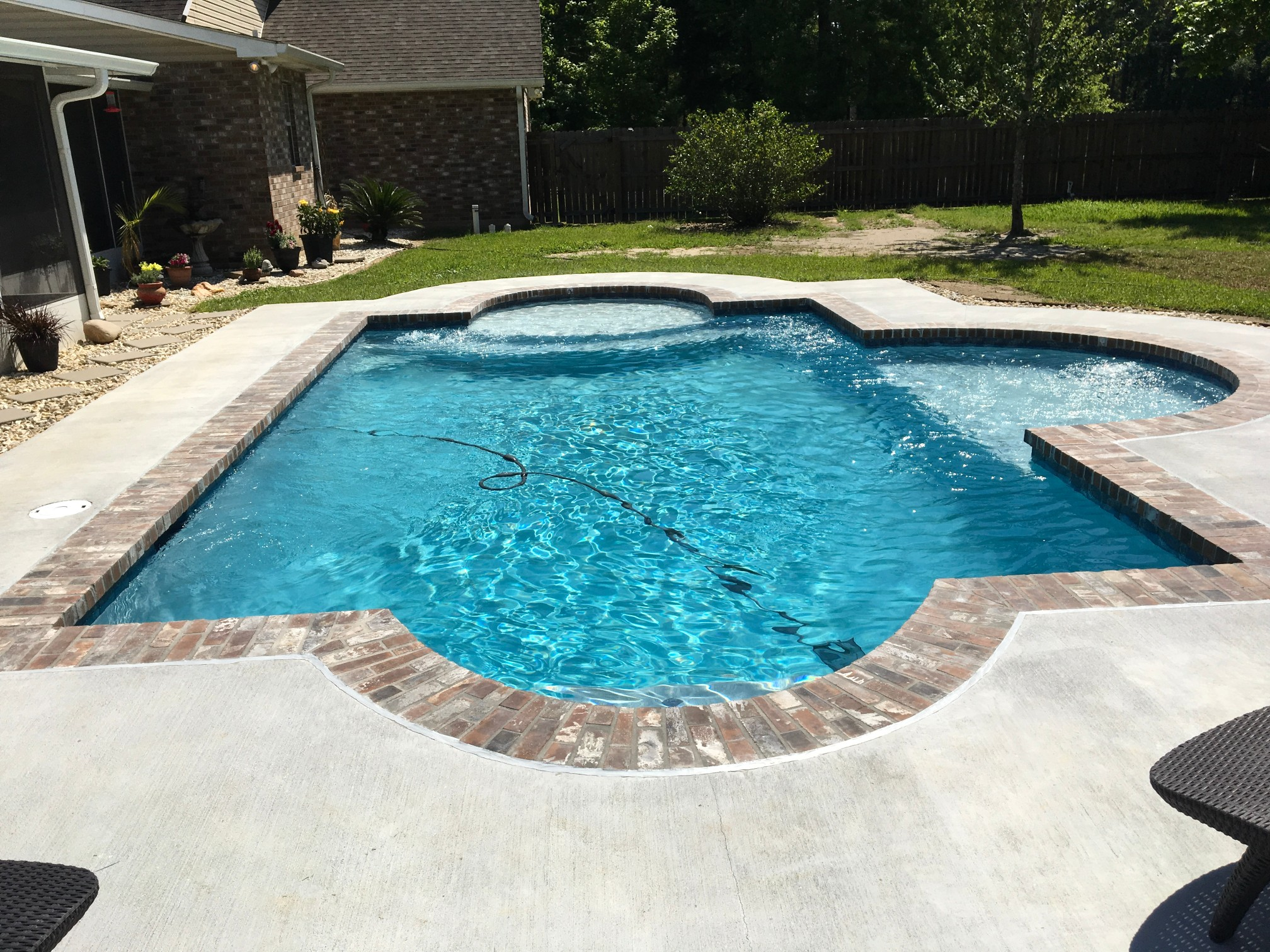 custom swimming pool contractor hammond, louisiana (249)