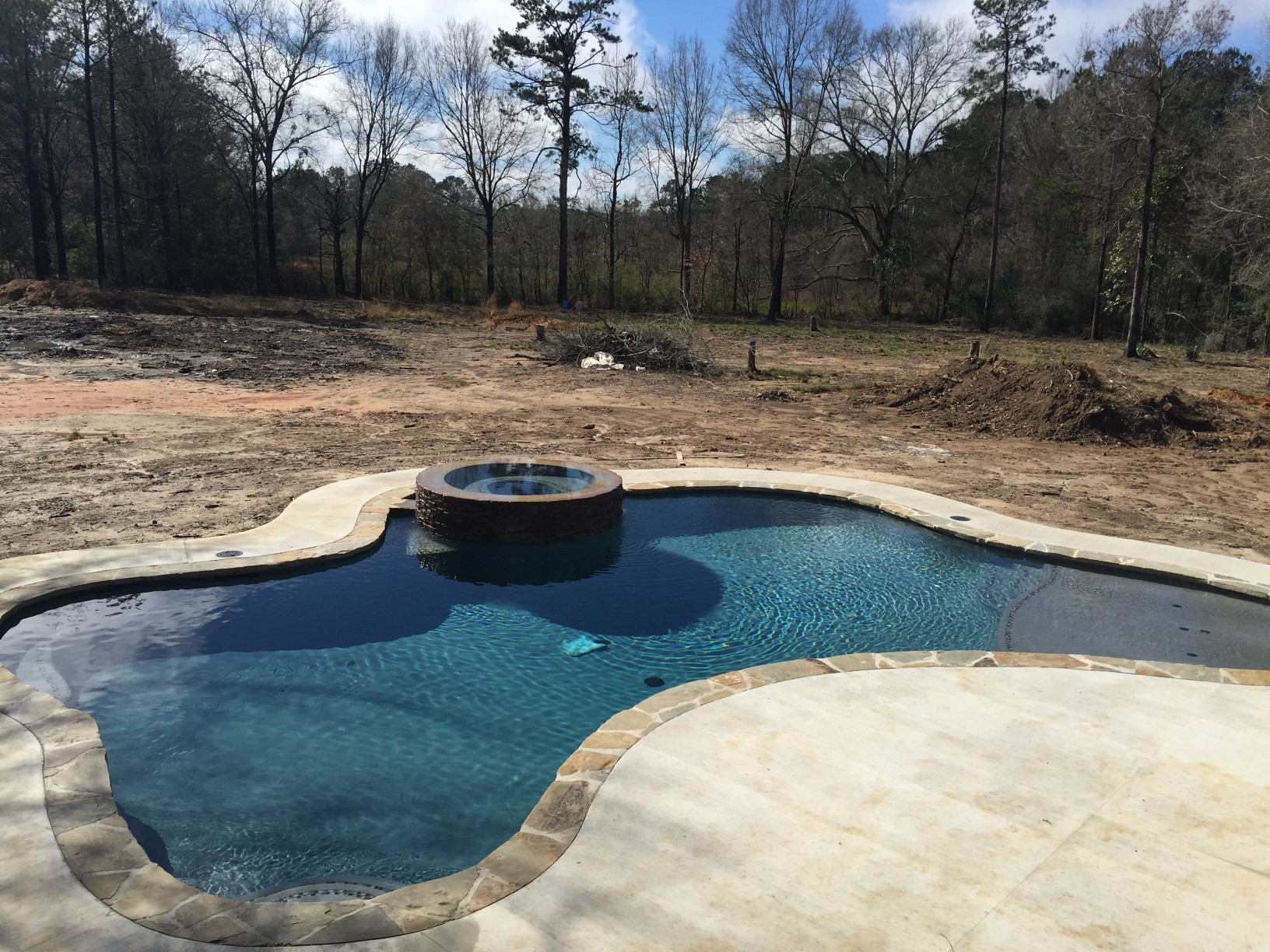 custom swimming pool contractor hammond, louisiana (266)