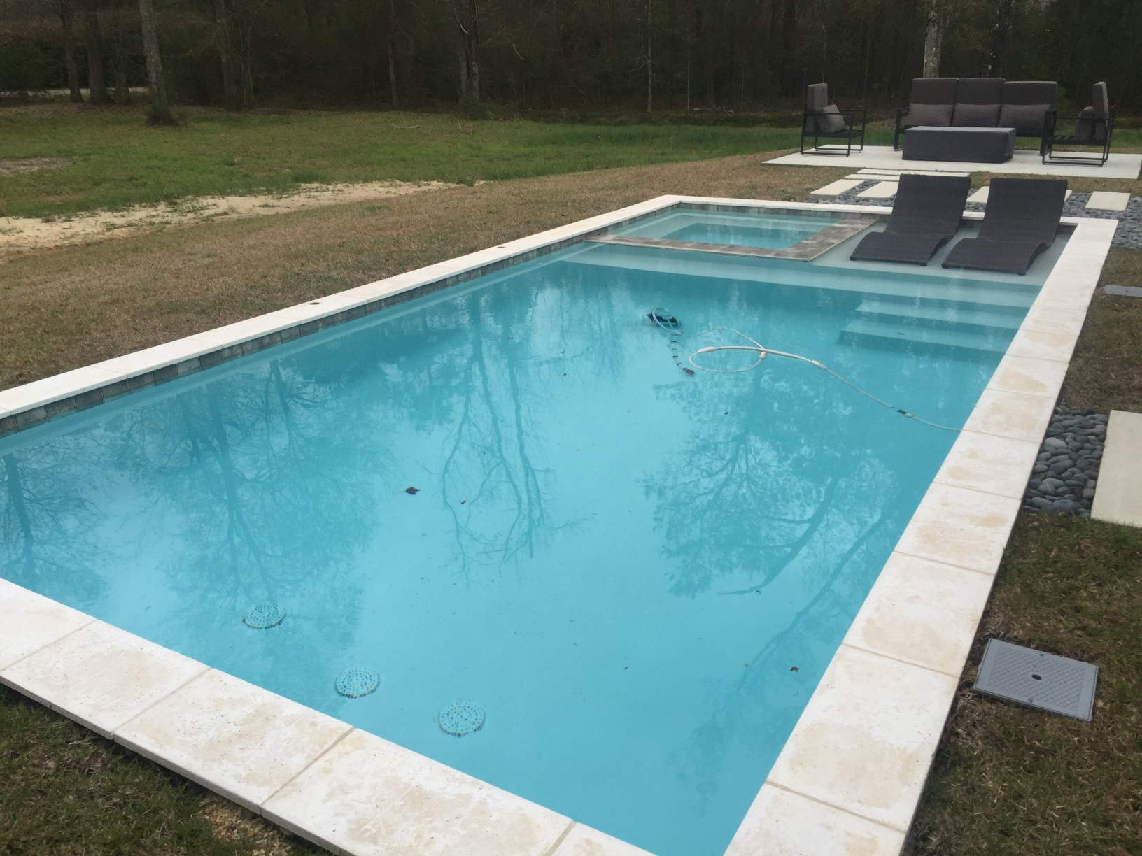 custom swimming pool contractor hammond, louisiana (269)