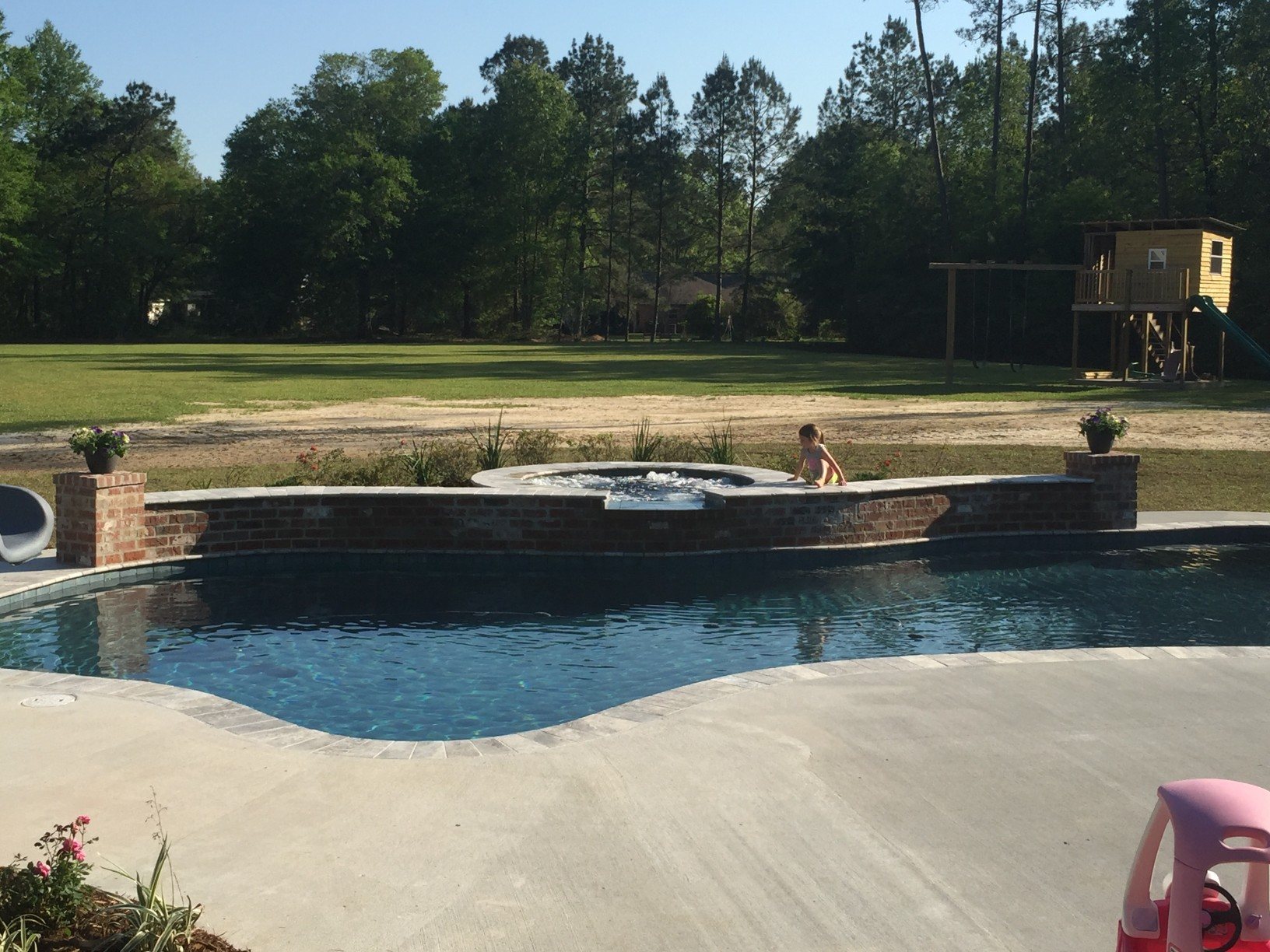 custom swimming pool contractor hammond, louisiana (270)