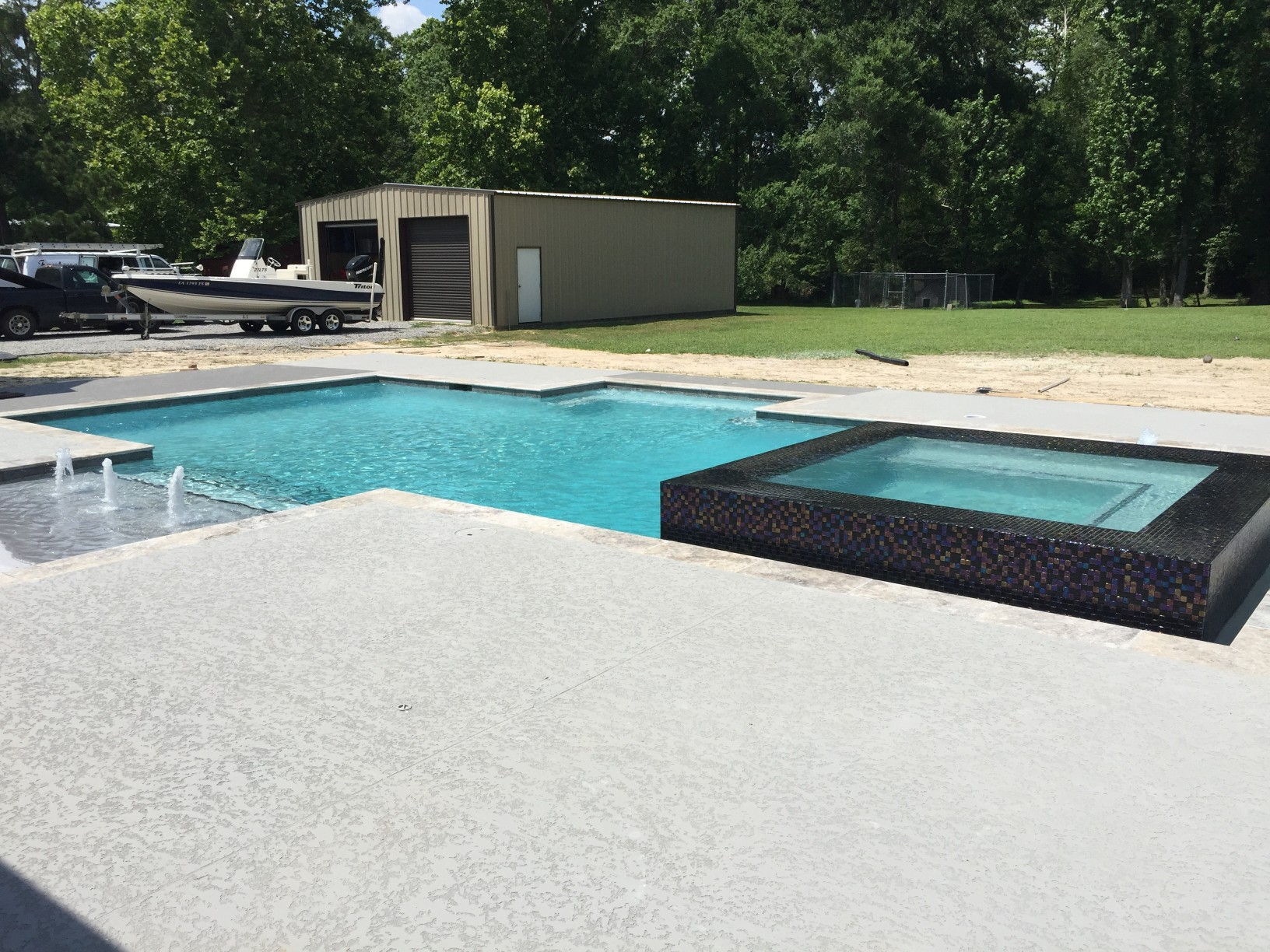 custom swimming pool contractor hammond, louisiana (273)