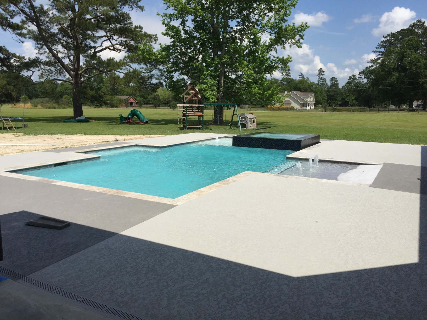 custom swimming pool contractor hammond, louisiana (274)