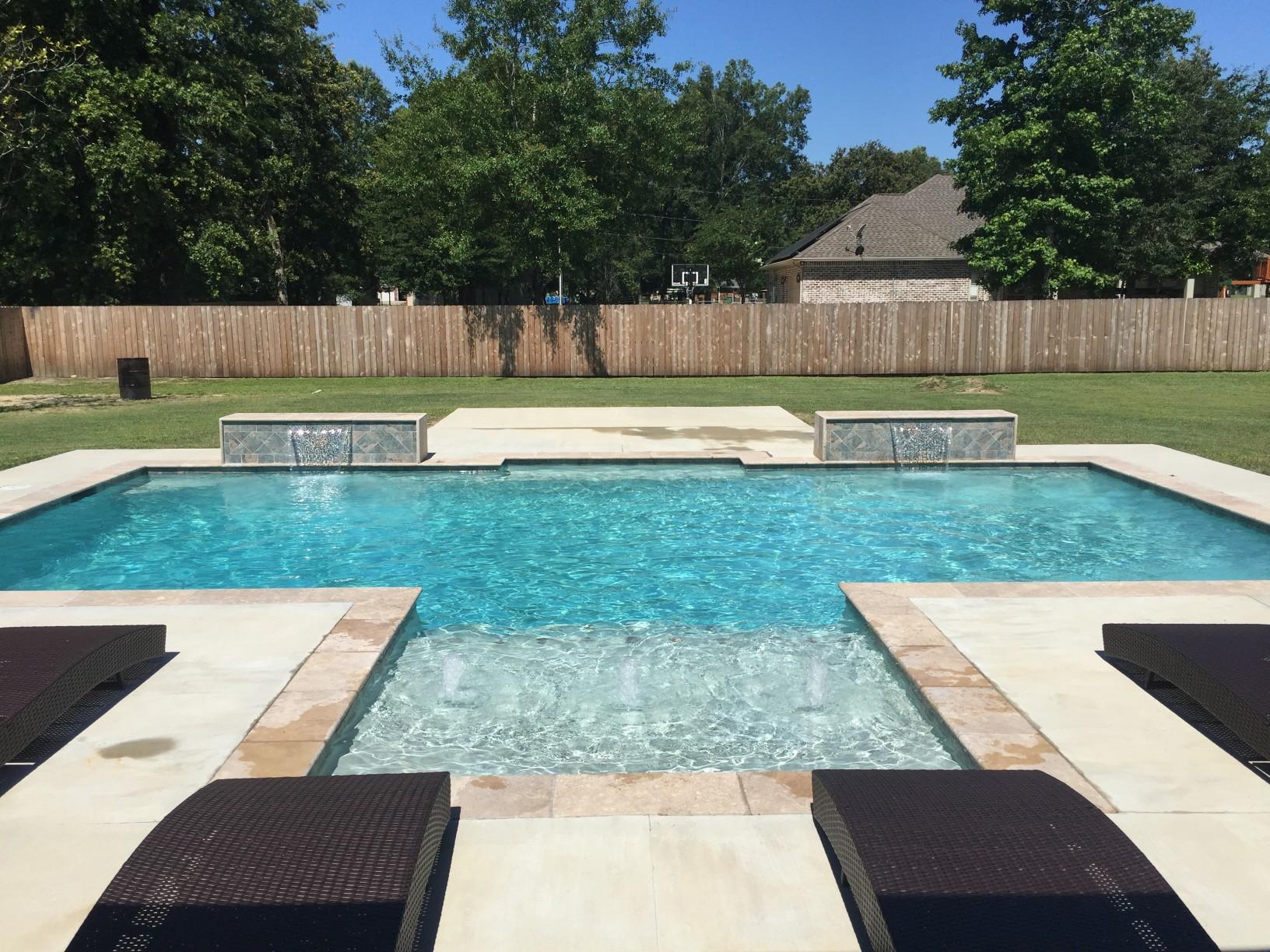 custom swimming pool contractor hammond, louisiana (276)