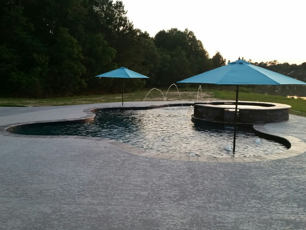 custom swimming pool contractor hammond, louisiana (283)