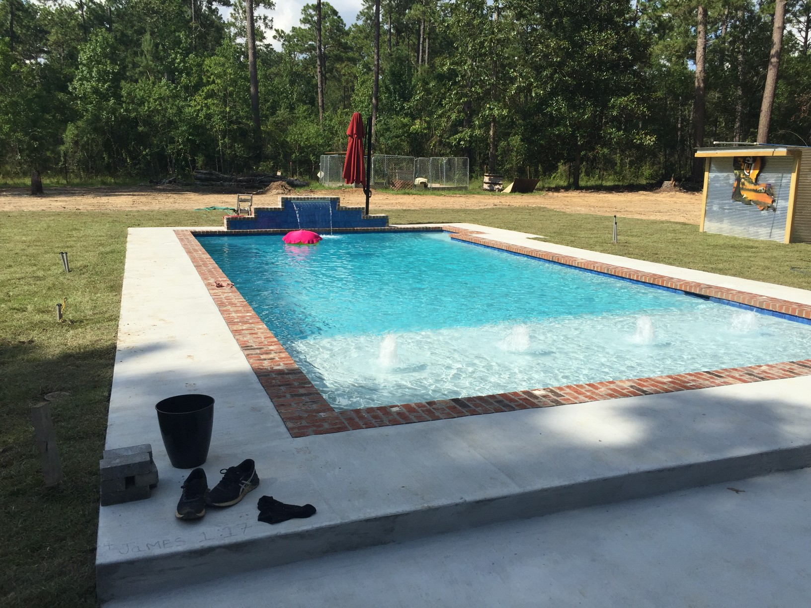 custom swimming pool contractor hammond, louisiana (298)
