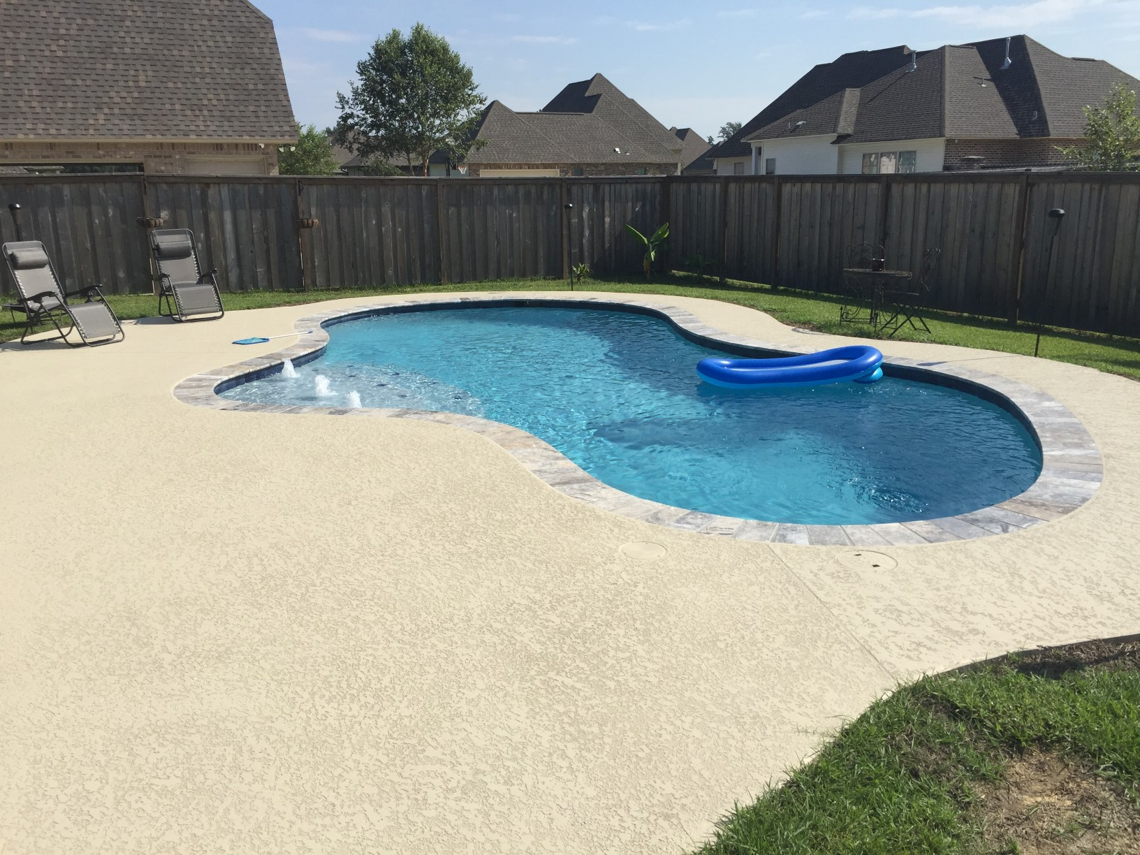 custom swimming pool contractor hammond, louisiana (299)