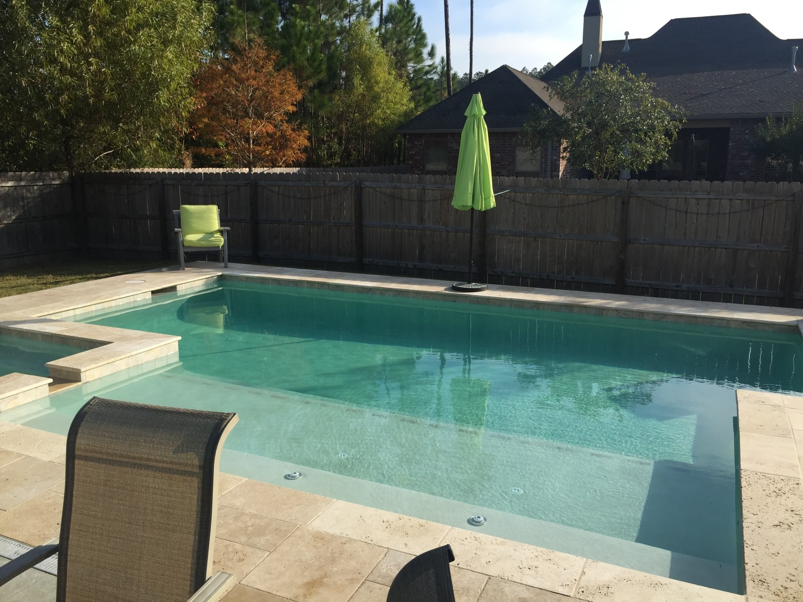 custom swimming pool contractor hammond, louisiana (304)
