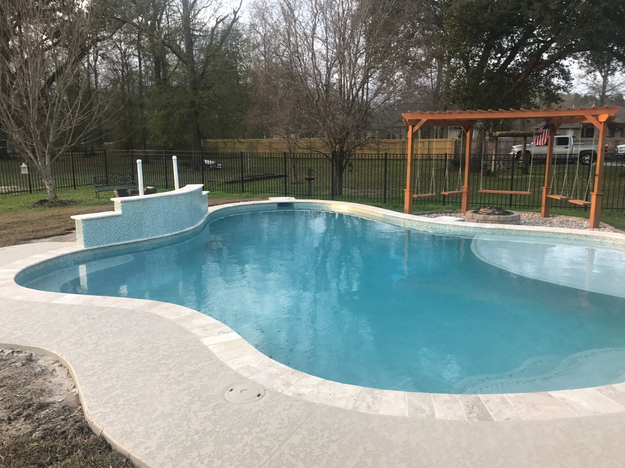custom swimming pool contractor hammond, louisiana (315)