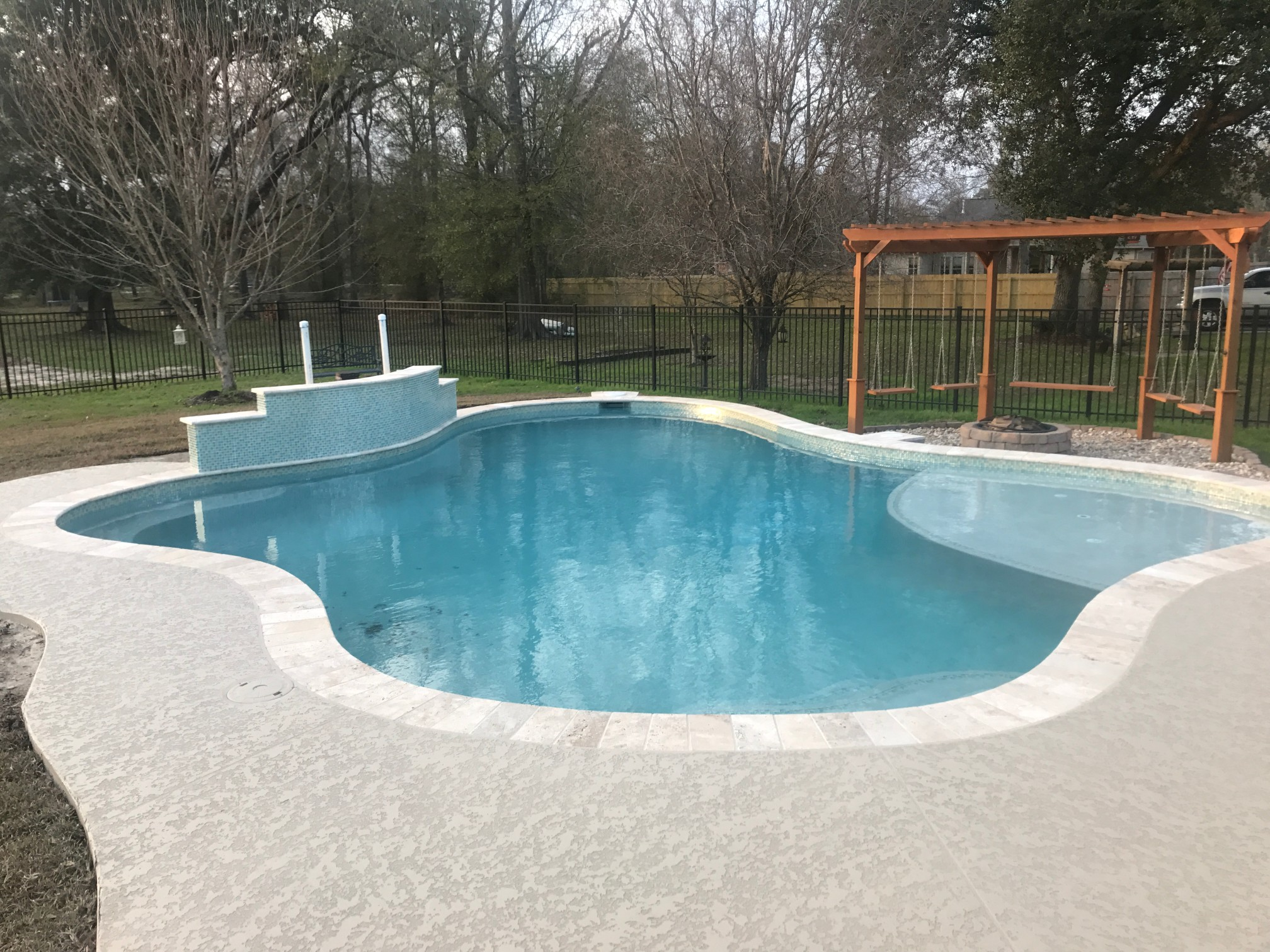 custom swimming pool contractor hammond, louisiana (316)