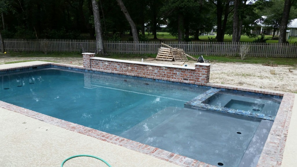 custom swimming pool contractor hammond, louisiana (345)