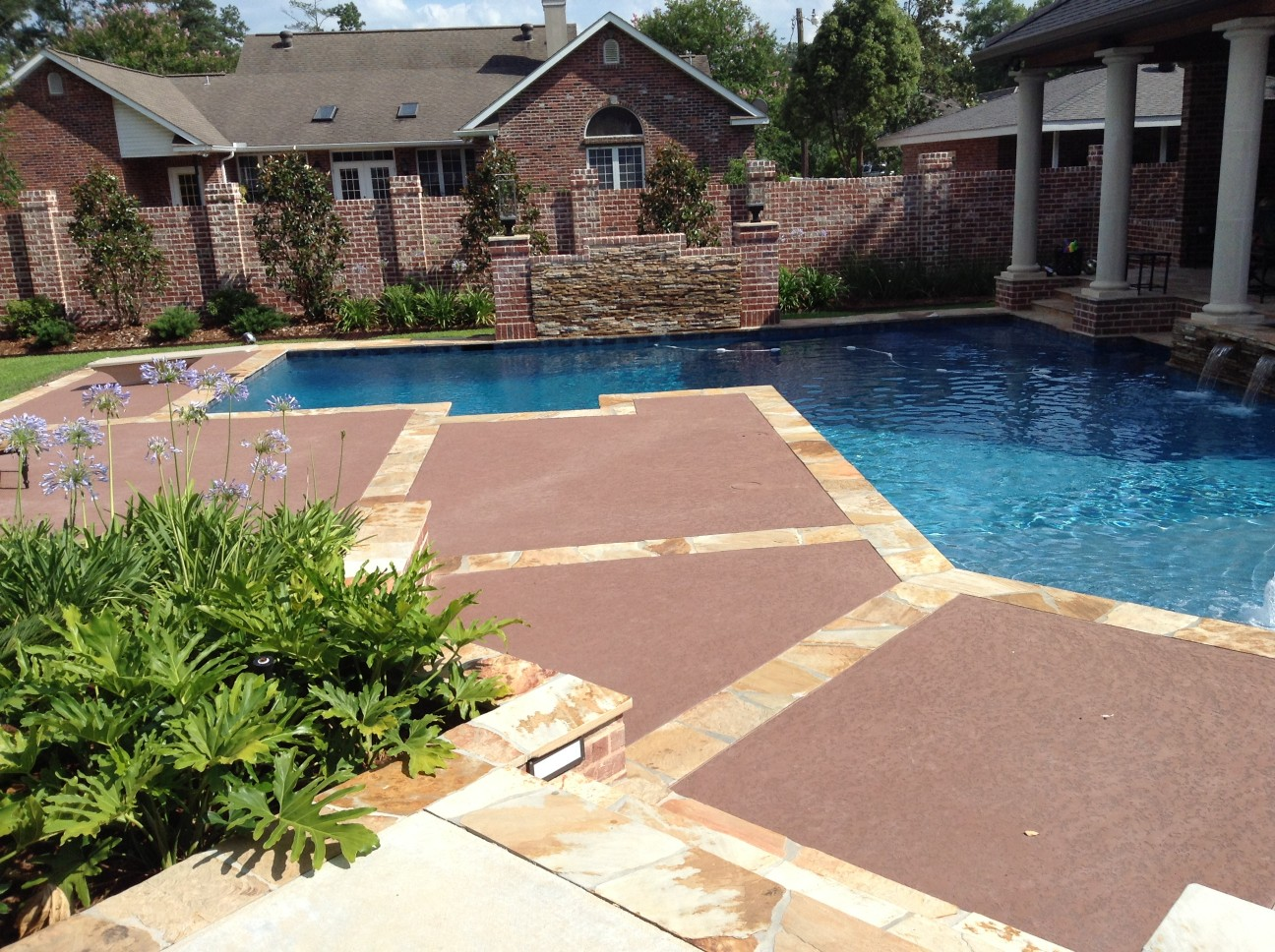 custom swimming pool contractor hammond, louisiana (75)