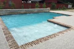 custom swimming pool contractor hammond, louisiana (223)