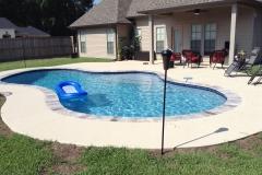 custom swimming pool contractor hammond, louisiana (232)