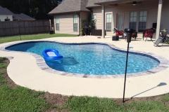 custom swimming pool contractor hammond, louisiana (234)