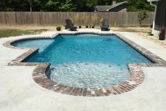 custom swimming pool contractor hammond, louisiana (252)