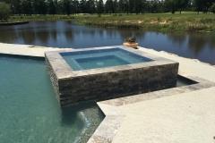 custom swimming pool contractor hammond, louisiana (254)