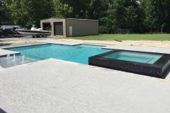 custom swimming pool contractor hammond, louisiana (273)