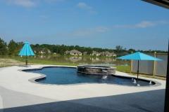 custom swimming pool contractor hammond, louisiana (281)
