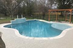 custom swimming pool contractor hammond, louisiana (316)