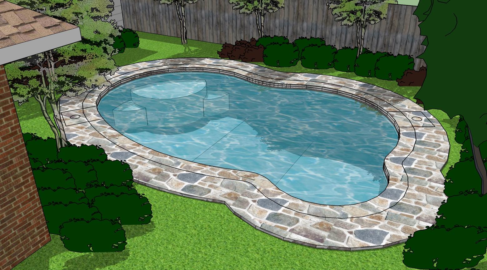Affordable Inground Swimming Pools | Mystic Pools | Hammond ...