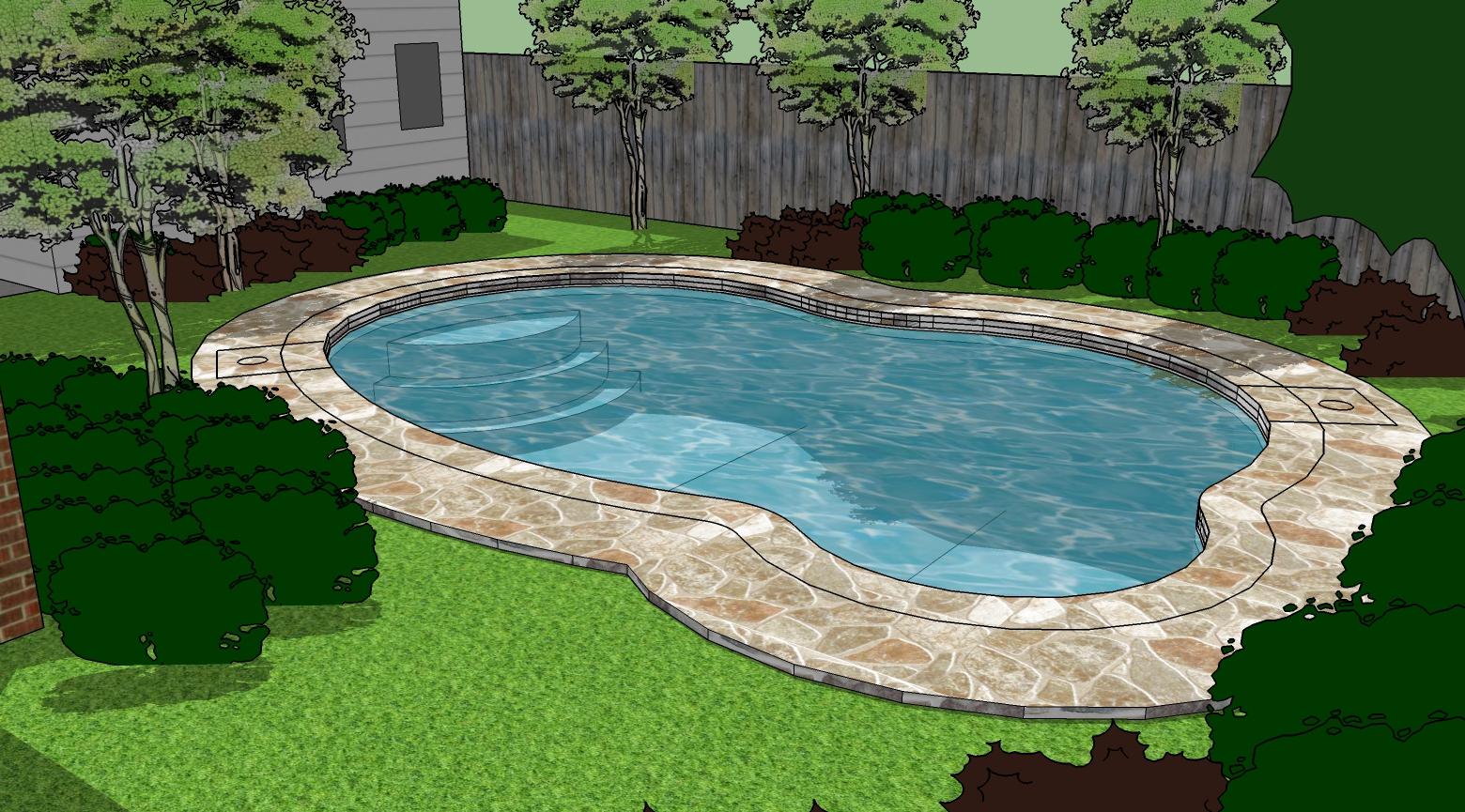 Affordable Inground Swimming Pools | Mystic Pools | Hammond, Louisiana