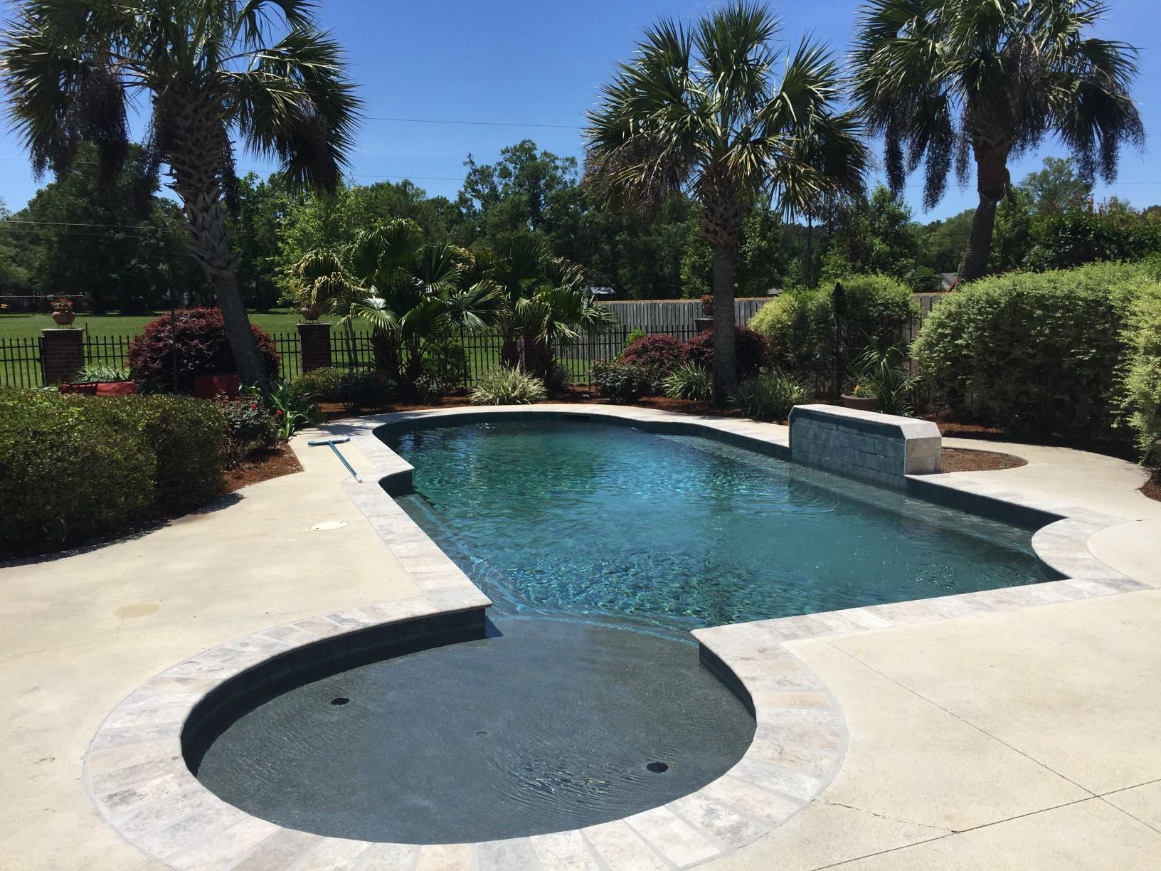 custom swimming pool contractor hammond, louisiana