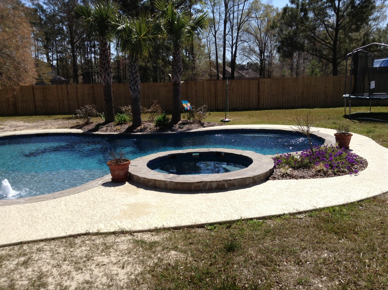 hammond Louisiana inground pool contractor