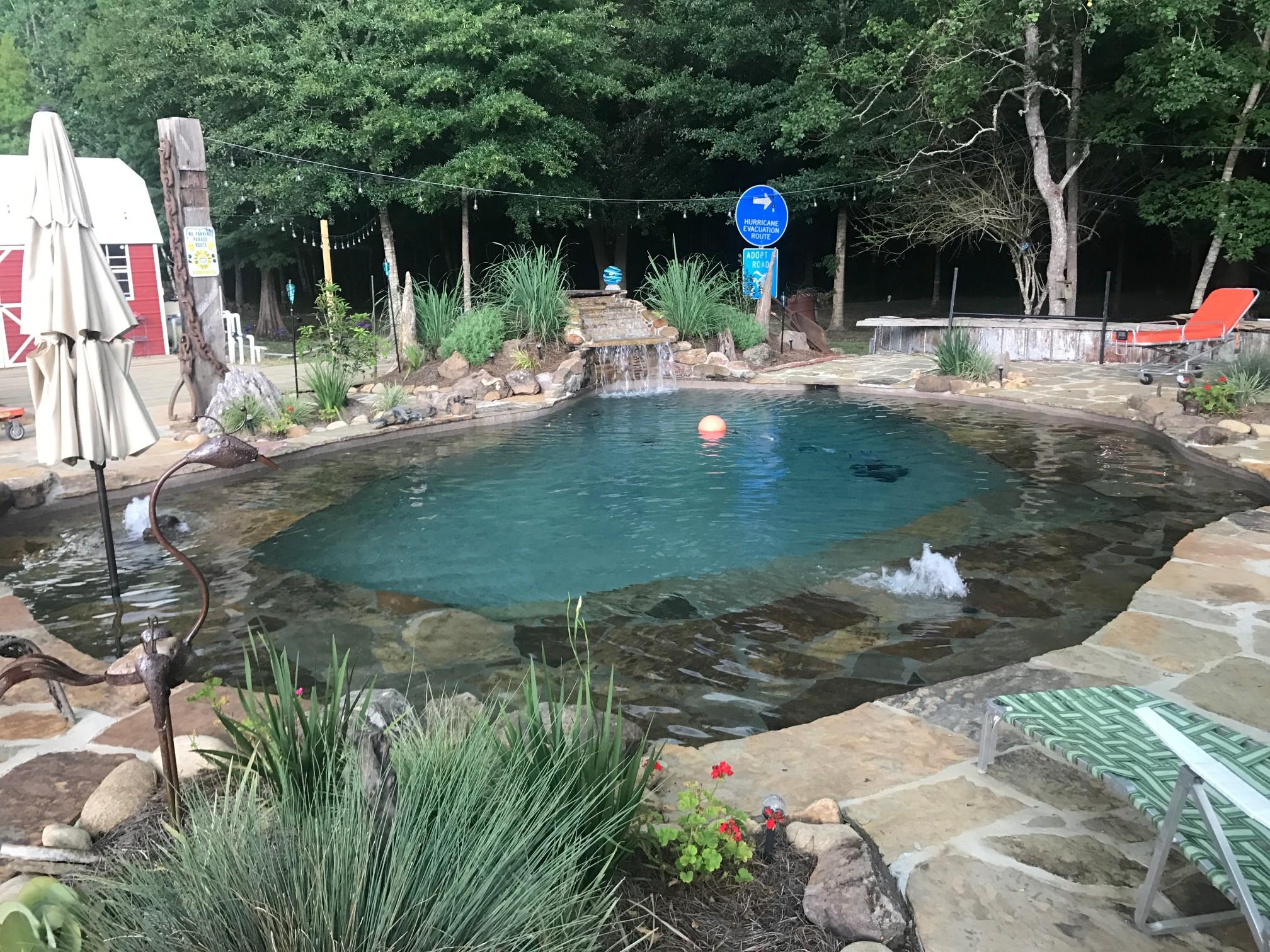 custom inground pools. Custom Inground Pool Hammond, LA Pools R