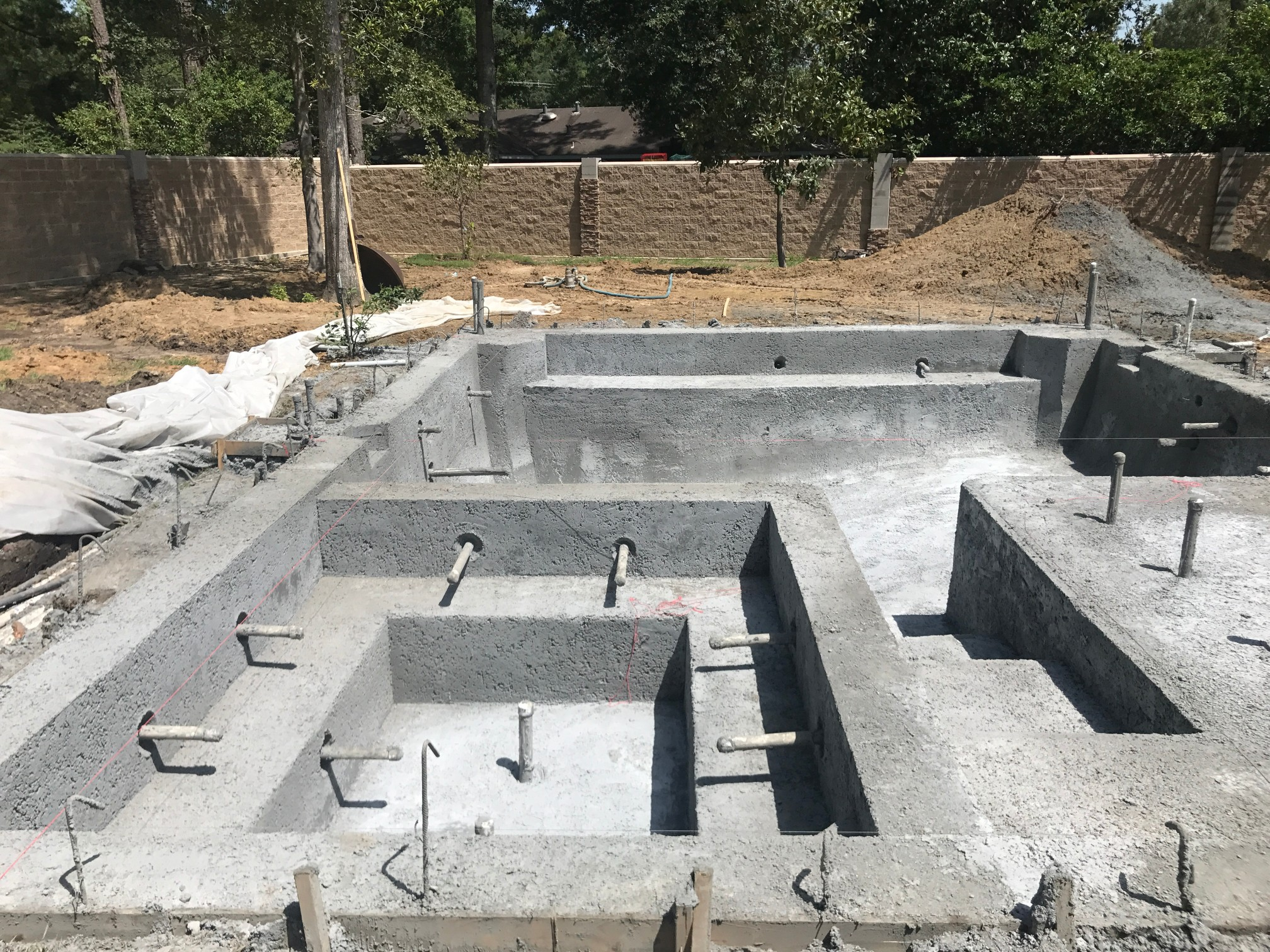 pool construction mystic pools hammond louisiana